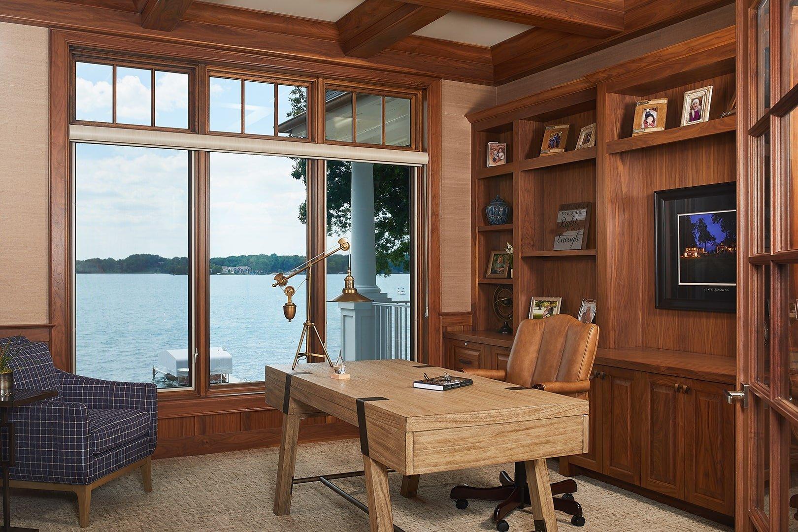 Blue Lake Retreat Interior