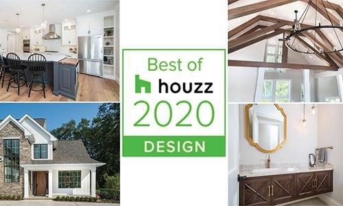 Glas Associates Chosen for the Best of Houzz 2020 Design Award